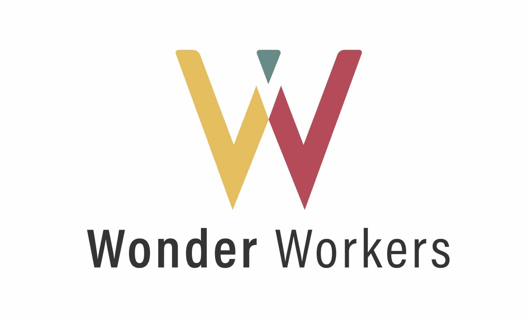 Logo wonder workers agence com'libri